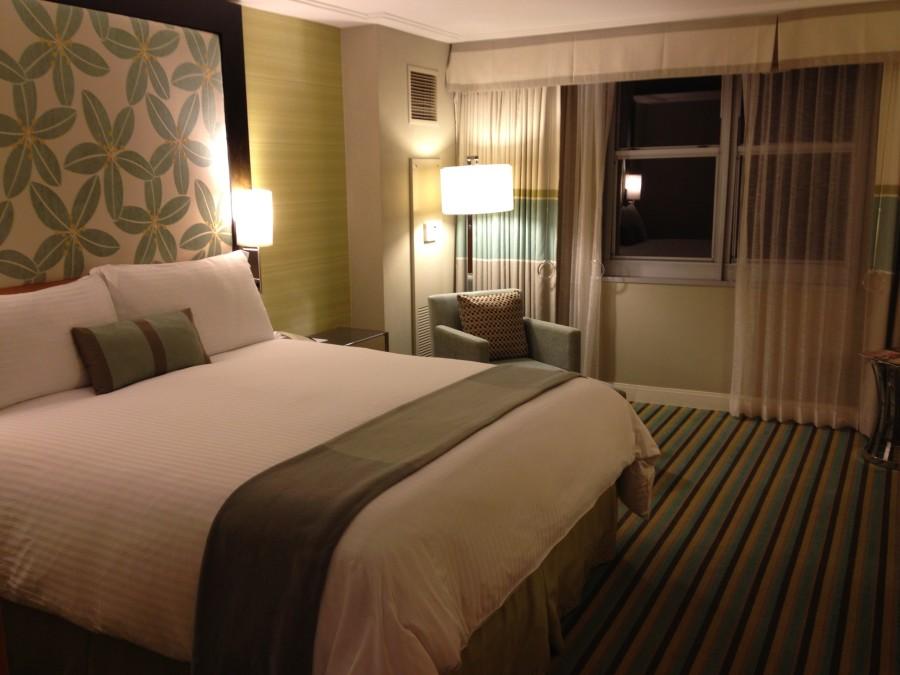 Room at Loews Miami Beach Hotel