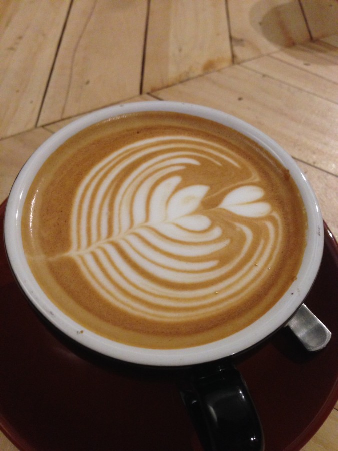 Fantastic coffee at Rouse, one of the best in Singapore!