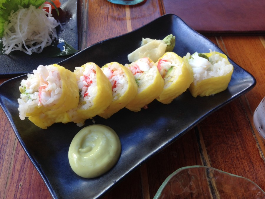 King Crab Sushi, Sushi Samba Miami Beach