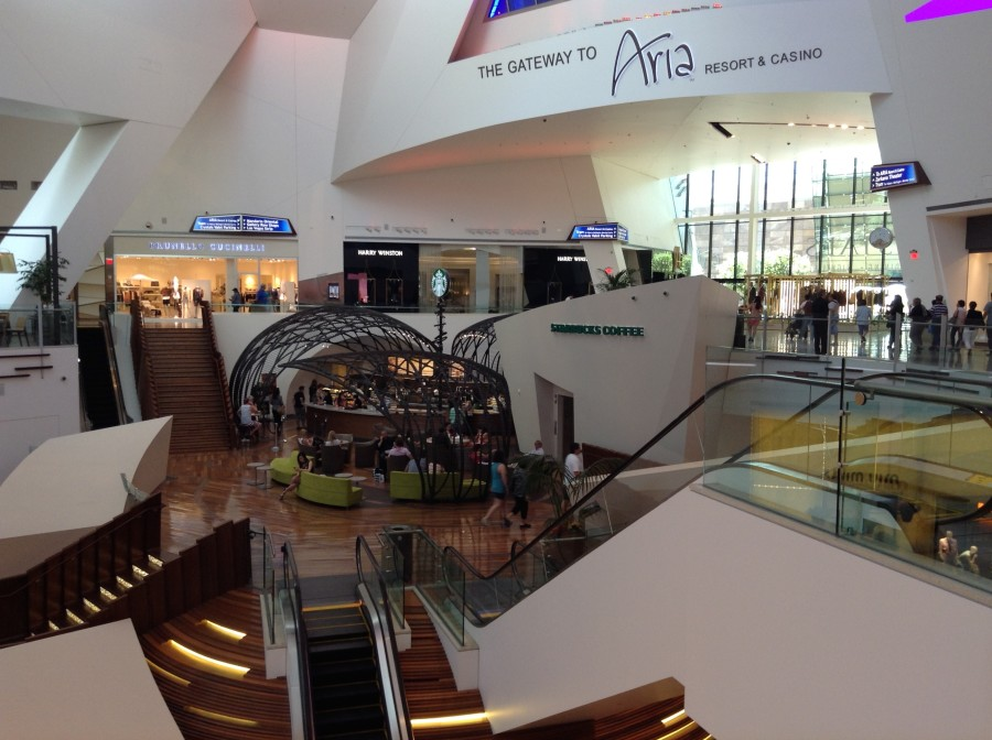 The Aria Shopping Centre