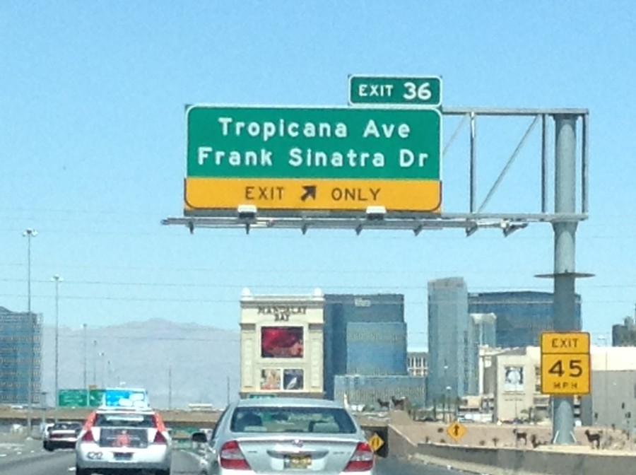 Roads of Vegas