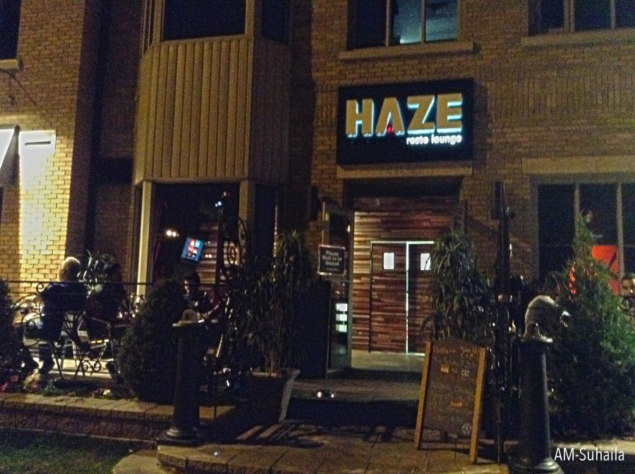 Haze Lounge Mississauga