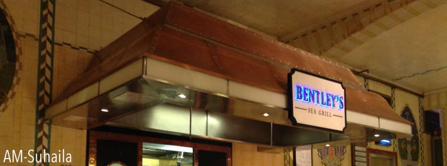 Bentley's Seagrill at Harrods Foodhall