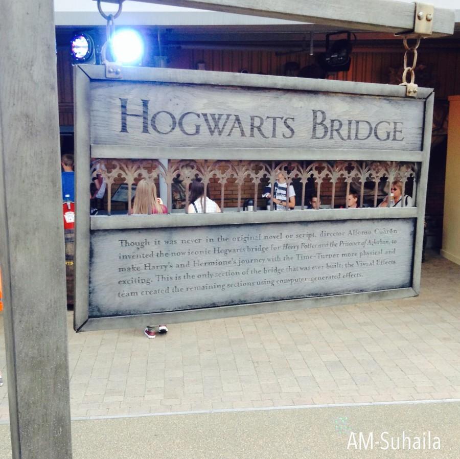 The idea behind the Hogwarts Bridge