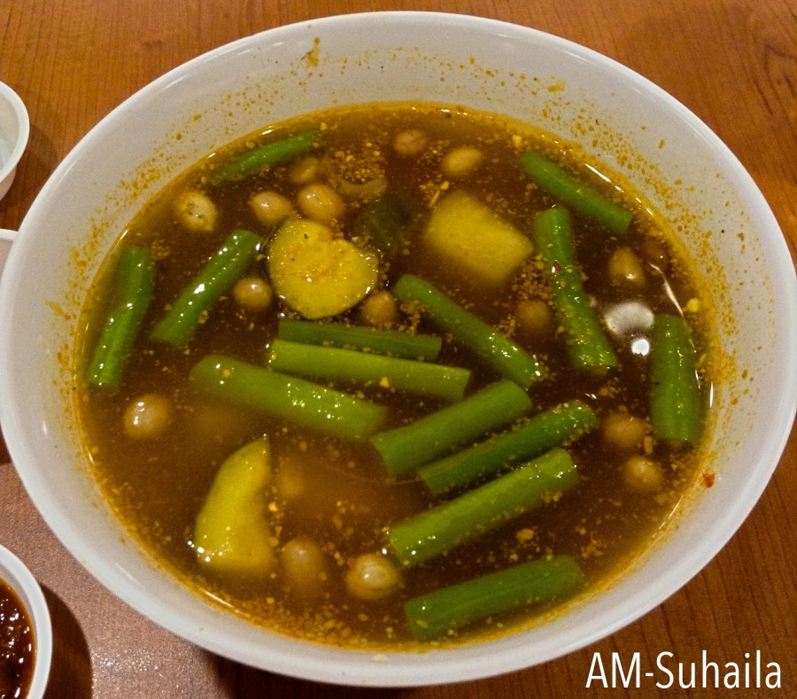 Sayur Asam (Indonesian Sour Soup)