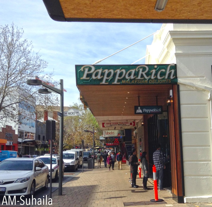PappaRich Northbridge