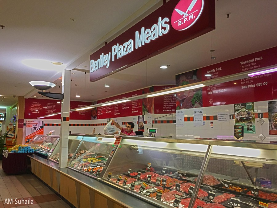 Bentley Plaza Meats