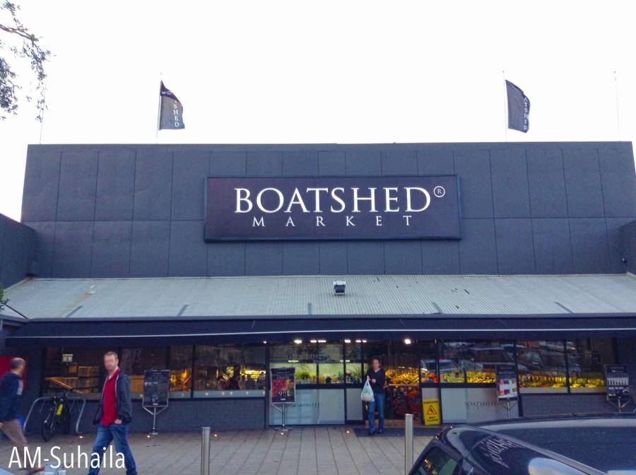 Boatshed Market