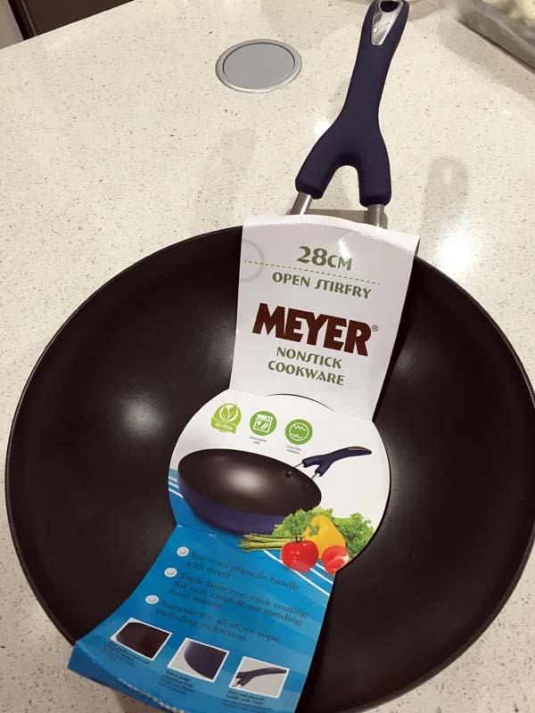 Meyer Open Stirfry Pan