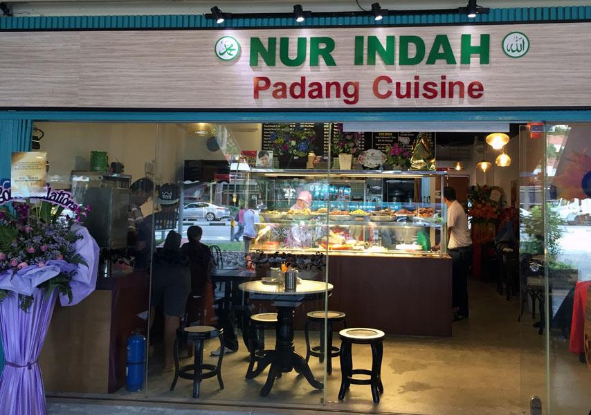 Nur Indah Padang Cuisine