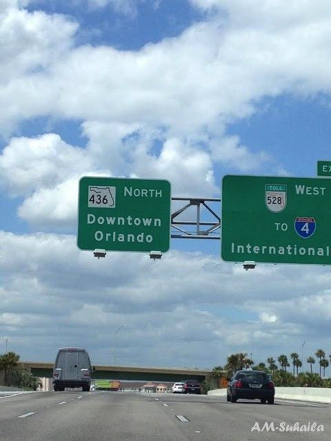 Orlando, Florida, Day 1